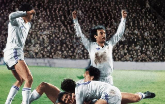 Real produced one of the greatest comebacks the UEFA Cup will ever see against Monchengladbach