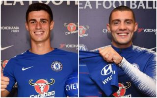 brand new 0110f d3233 Chelsea Kepa Kovacic squad numbers confirmed by CFC