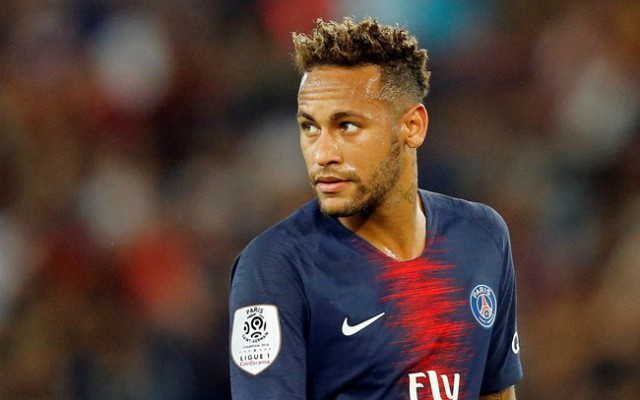 It seems like Neymar's potential move to Real Madrid may be edging ever closer