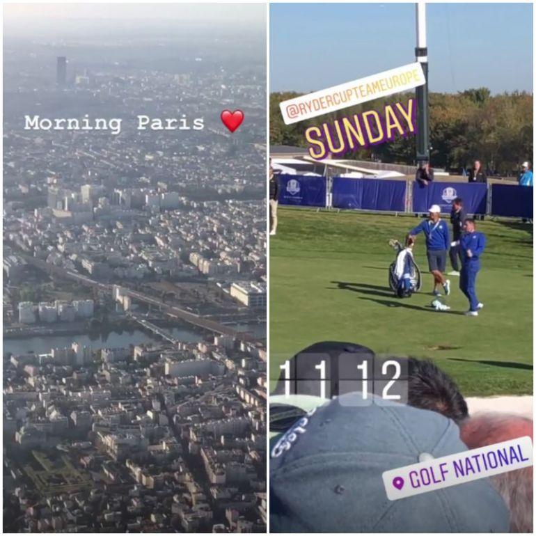 Aaron Ramsey on Instagram