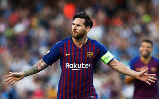 16fc335be Barcelona player ratings vs PSV  MOTM Messi stars