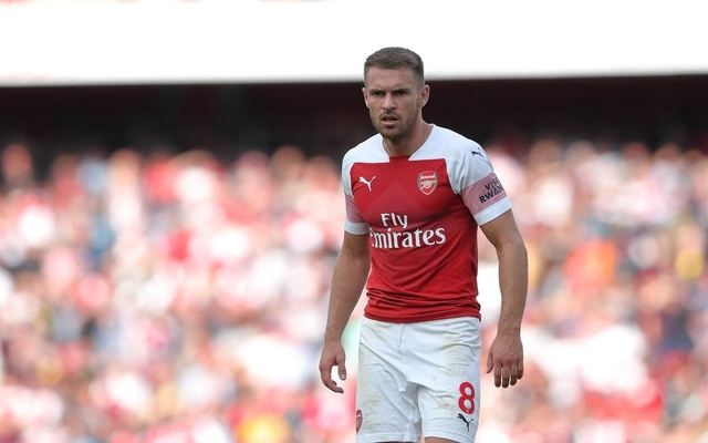 Ramsey snubs Emery after Watford game