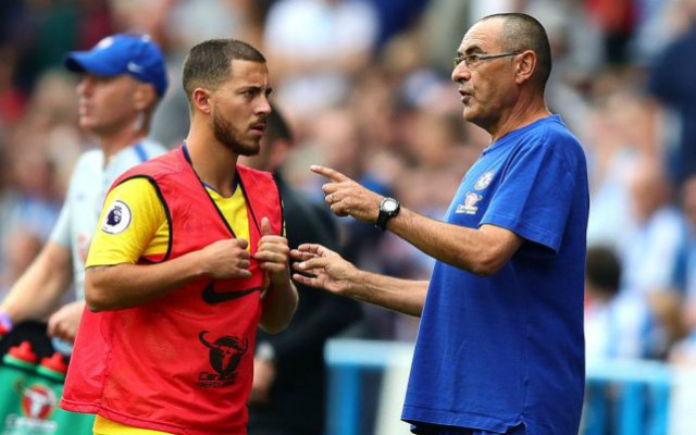 Chelsea news: Hazard on what drives Sarri crazy