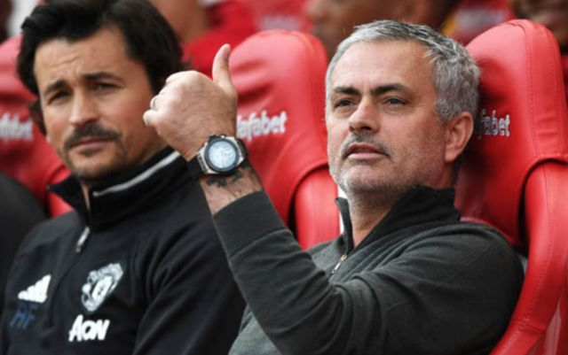 mourinho man united