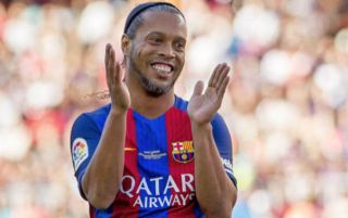 Barcelona legend Ronaldinho wants club to do this in honour of superstar Lionel  Messi 7a5a8033d