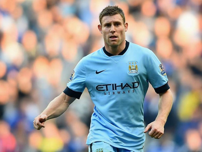 james milner man city