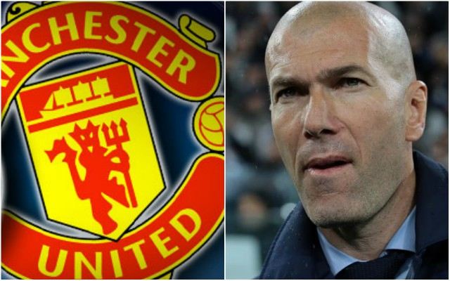 Zidane directly contacts Manchester United star but transfer put on hold after significant development | CaughtOffside