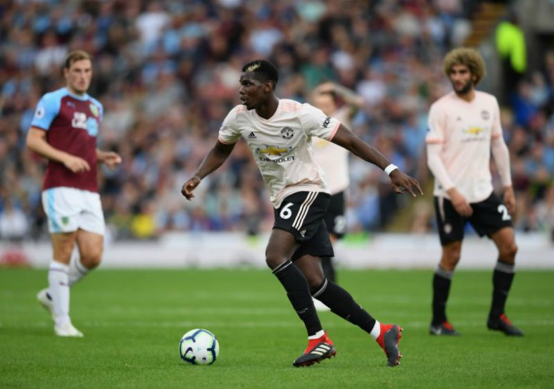 paul pogba vs burnley