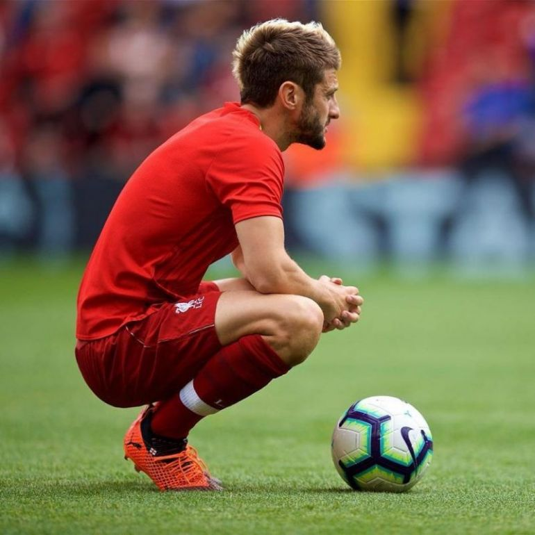 Lallana has been limited to a single Premier League substitute appearance this season. Liverpool's midfield ranks are extremely strong and Lallana will find opportunities hard to come by for Liverpool this season.