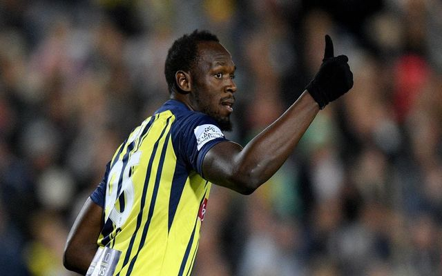 Mystery Euro club offers Usain Bolt two-year contract