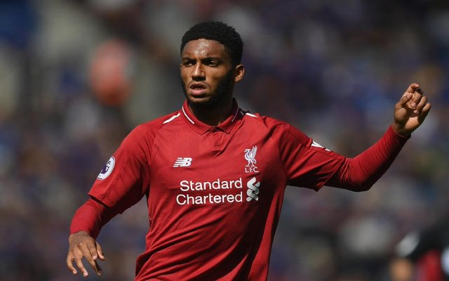 Joe Gomez one of quickest CB's in the league