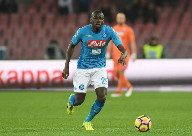 Koulibaly to United in January