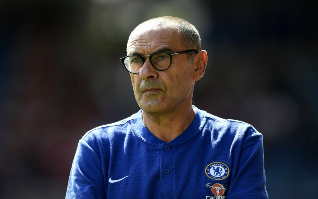 Sarri plotting Napoli raid to bolster Chelsea squad