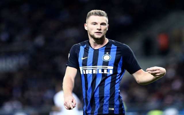 It seems like Barca are going to have to pay €120M if they want to bring Skriniar to the Nou Camp