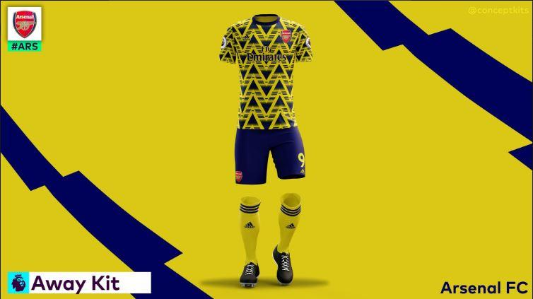 660787011e4 Arsenal Adidas kit deal: Fans call for bruised banana return