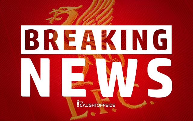 Club president appears to confirm Liverpool have completed wonderkid signing
