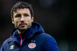 9aed014b69c Mark van Bommel's hilarious response when asked about Wembley pitch after  Tottenham defeat