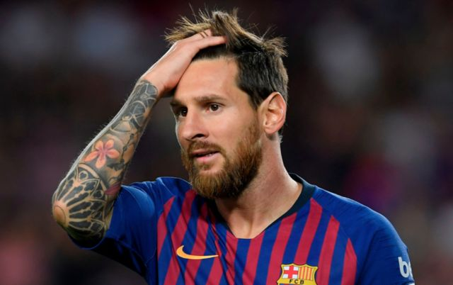 Messi 2019 complete in fours to signings lists for Barcelona