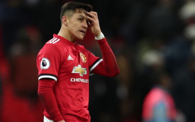 Sanchez's reaction to his injury reportedly left his Red Devils teammates 'shellshocked'