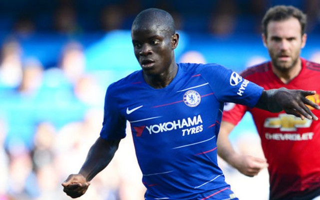 Chelsea Was That A Man: Kante Stat Shows Positive Influence From Sarri At Chelsea