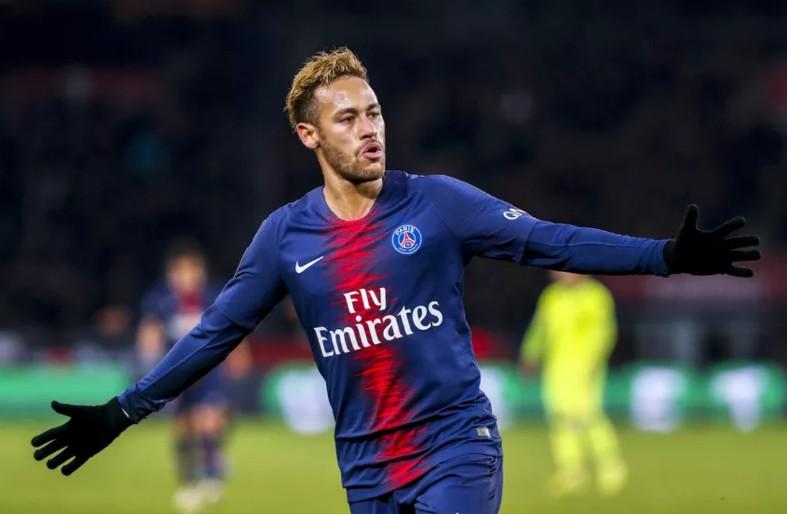 neymar psg 2018-19