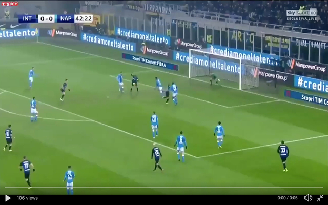 Video: United target produces wonderful goal-line clearance
