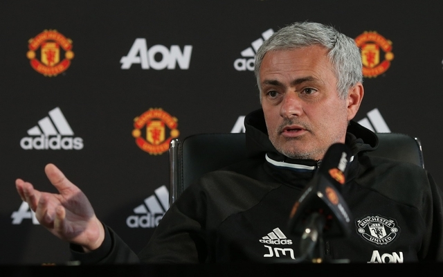 Mourinho Press conference