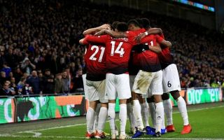 United Duo Major Doubts For Fa Cup Tie Vs Chelsea