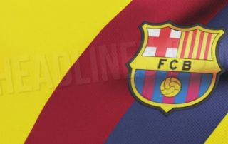 new arrival 76a02 5f9b4 Barcelona 2019/20 new yellow away kit leaked online