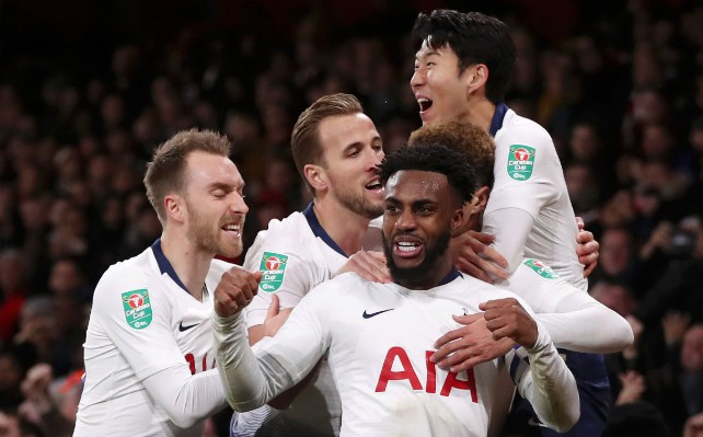 Tottenham set £200m asking price for Real Madrid or Barcelona to complete transfer