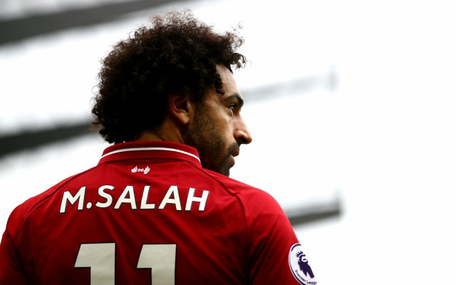 Salah Branded A Disgrace After Dive In Liverpool Vs