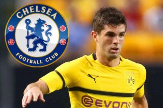 fe7ad6d1ab7 What Christian Pulisic said about Chelsea in his first words since €64m  move confirmed