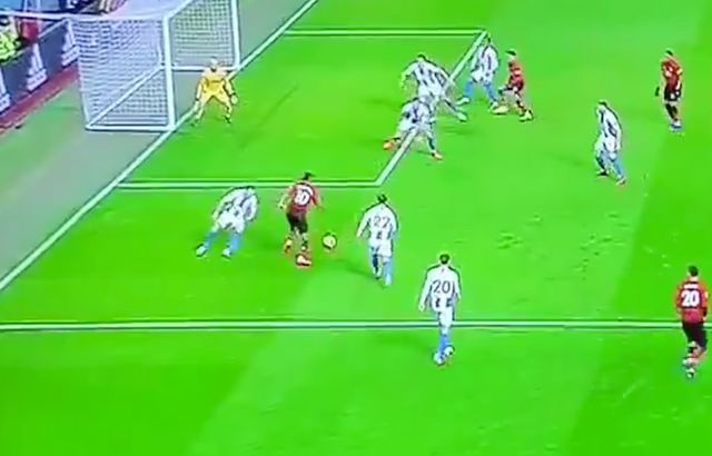 Video: Rashford goal doubles Man Utd lead against Brighton