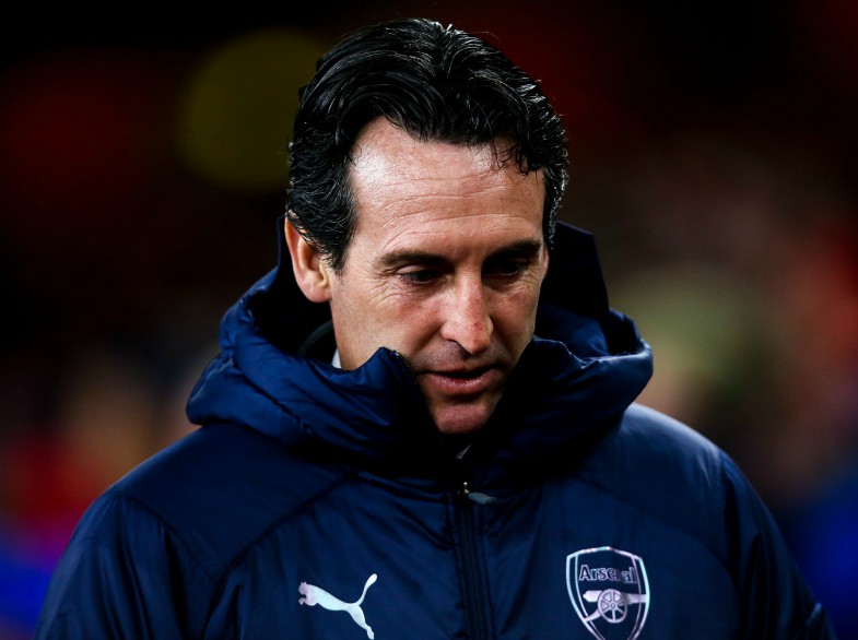 Arsenal S Unai Emery On Man City Defeat And Top Four