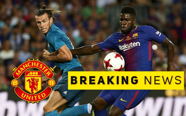 £104m star to ACCEPT Manchester United transfer despite attempted Chelsea hijack   CaughtOffside