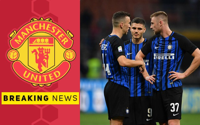 Man United open talks over transfer for Ivan Perisic