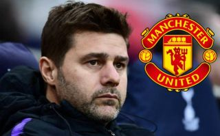 Mauricio Pochettino Man United Manager Job Hint