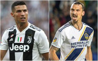 Zlatan Ibrahimovic Launches Several Digs At Cristiano Ronaldo
