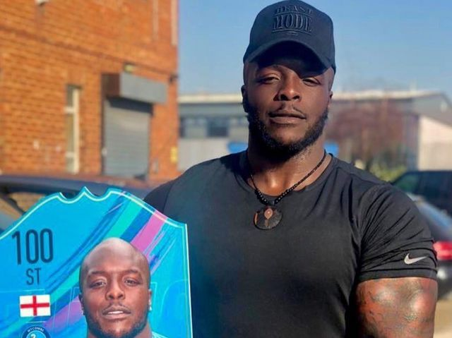 Akinfenwa could be plotting career change to join WWE