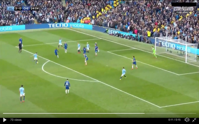 Chelsea Man City Score: Video: Gundogan Scores For Manchester City Vs Chelsea