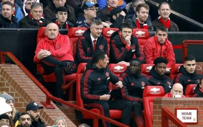 United And Madrid Use Racing Car Dugout Seats That Cost 3 500