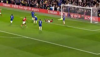 Pogba Goal Video For Man United Vs Chelsea