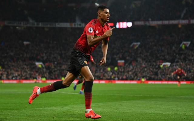 Rashford Man United Record Vs Giggs Ronaldo Rooney
