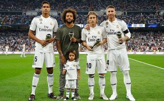 Real Madrid Will Only Offer Modric One year Contract Extension