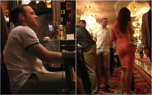 Malika Semichi: Man Utd News: Wayne Rooney Drinking With Barmaid