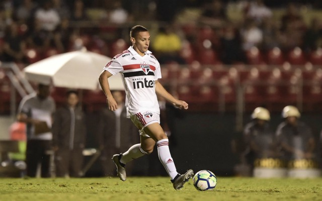 Image result for antony footballer sao paulo