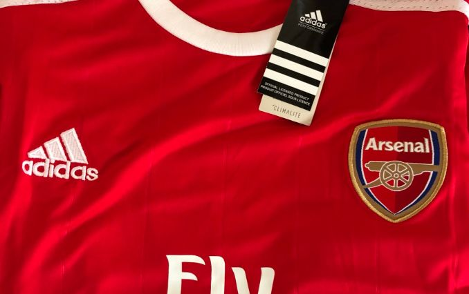 Arsenal 2019/20 Adidas Kit Pictures Leaked