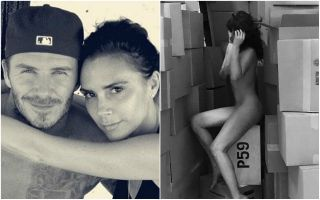 Consider, david beckham naked picture possible