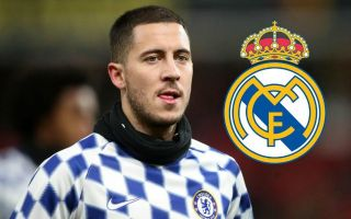"""634439b7a """"There s nothing in the reports"""" – Eden Hazard gives Chelsea huge boost as  star rubbishes Real Madrid transfer claims. Chelsea FC"""