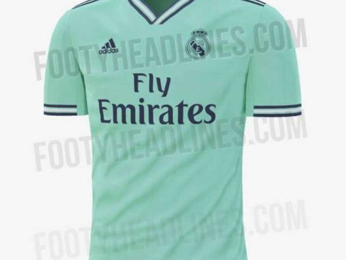 new arrival 14167 a5754 Real Madrid 2019/20 away kit like Arsenal